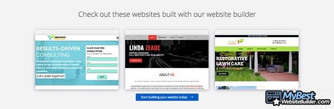 Review Web.com: tema